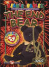 Autographed Limited Edition The End Bear Card