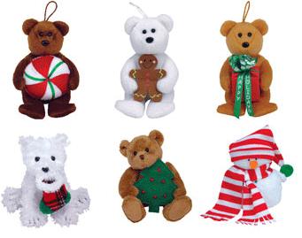 2005 Jingle Beanies