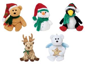 2004 Jingle Beanies