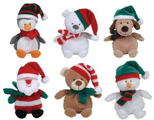 2006 Jingle Beanies