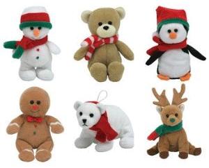 2007 Jingle Beanies