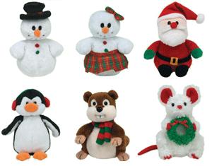 2008 Jingle Beanies