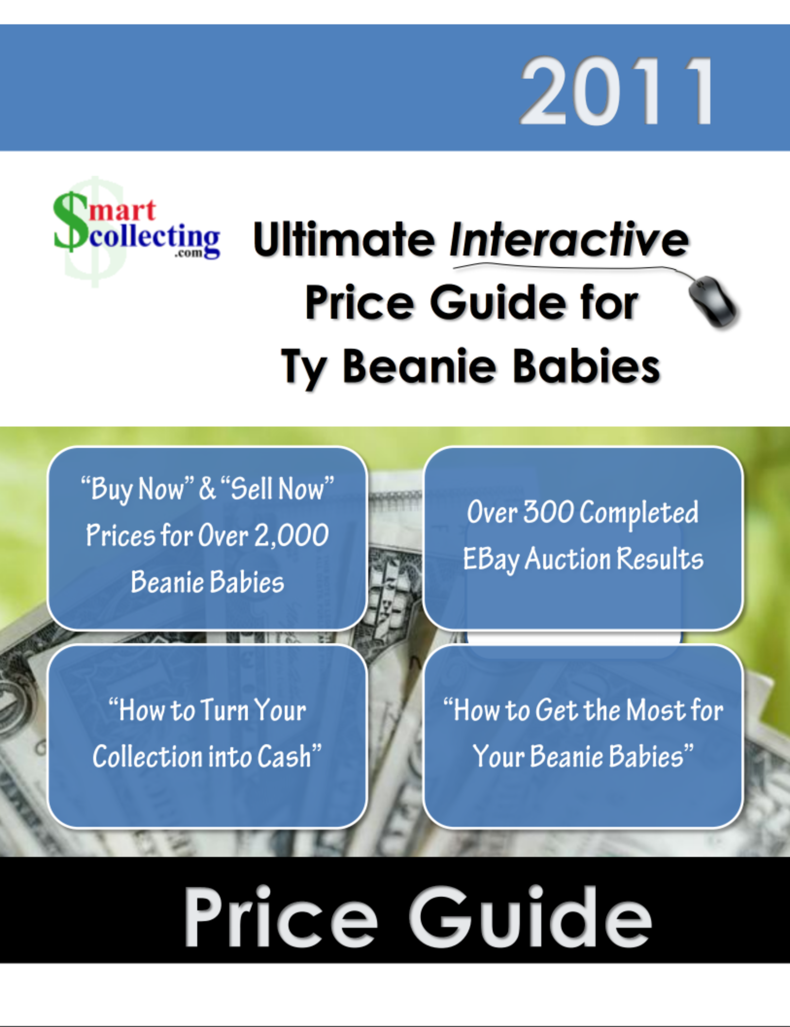 SmartCollecting.com's Ultimate Interactive 2011 Price Guide for Ty Beanie Babies